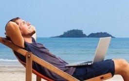 ¿Sabes que puedes vivir muy bien sin trabajar?