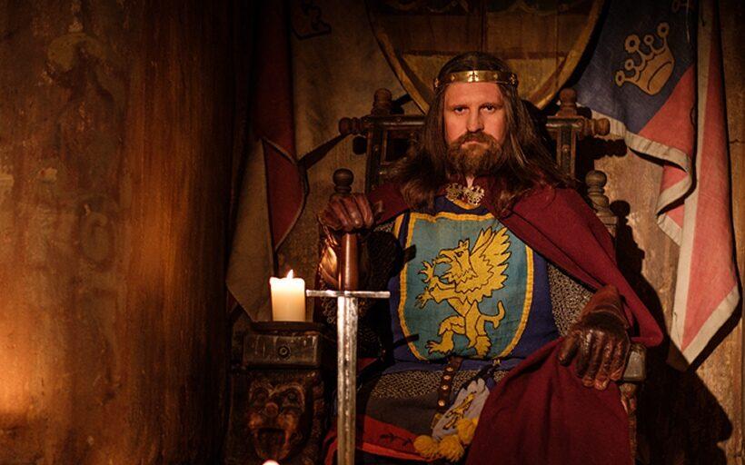 Cuentos para la reflexión :: El rey infeliz