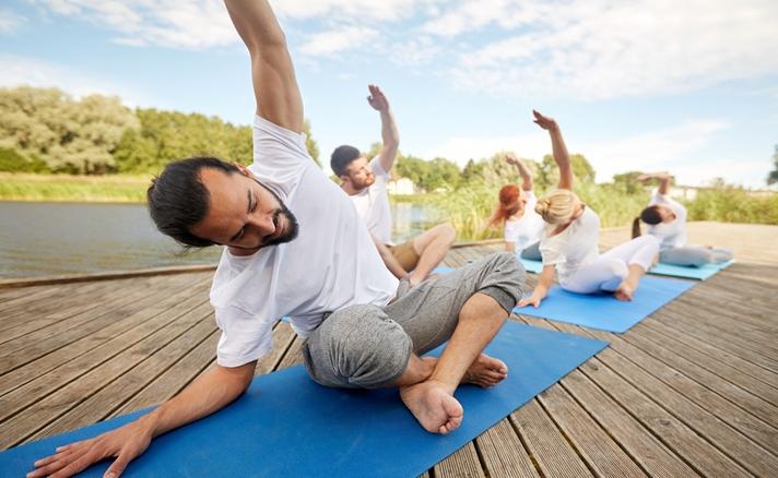 Retiros de Yoga en Alicante