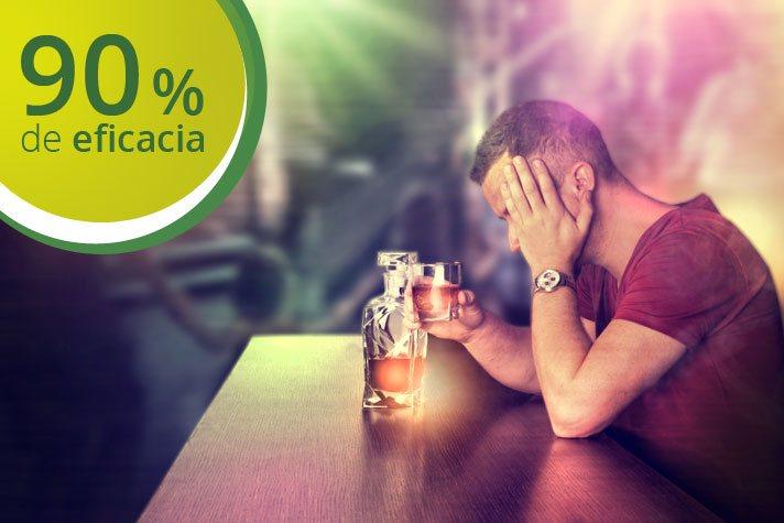 Hipnosis para dejar el alcohol en Alicante