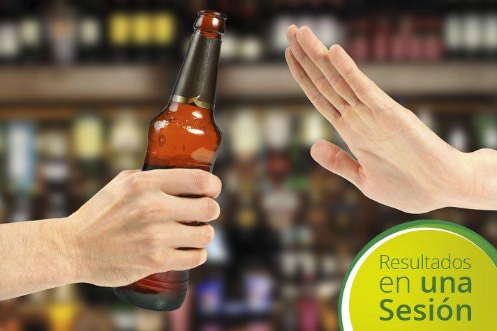 Sesiones de Hipnosis para dejar de beber